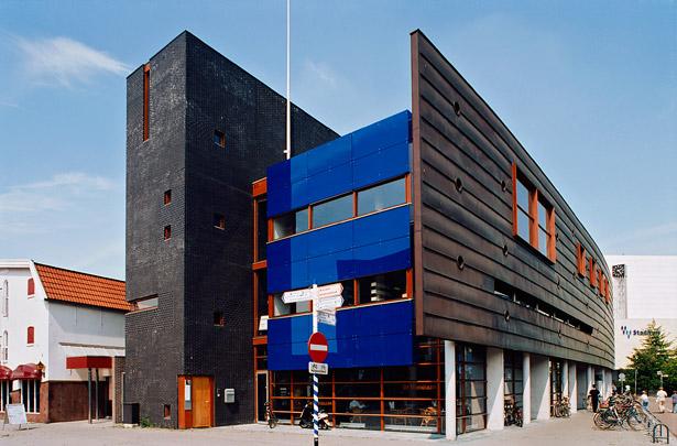 Bibliotheek Almelo / Library Almelo ( Mecanoo )