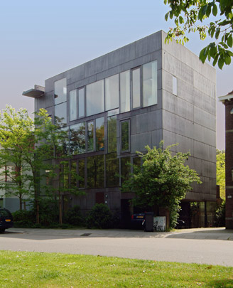 Woonhuis KBWW / Private House KBWW ( B. Mastenbroek (de Architectengroep), MVRDV )
