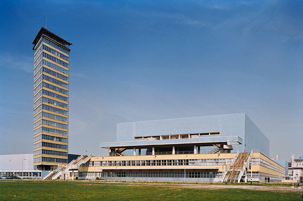 Nederlands Congresgebouw / Netherlands Congress Building ( J.J.P. Oud, H.E. Oud )