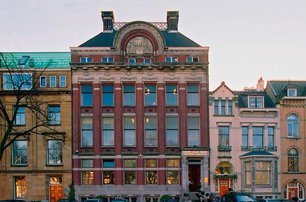 Elevatorhuis / Elevatorhuis ( M. Brinkman )