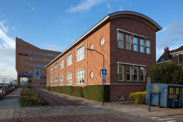 Kantine Biscuitfabriek Victoria / Kantine Biscuitfabriek Victoria ( D. Roosenburg )