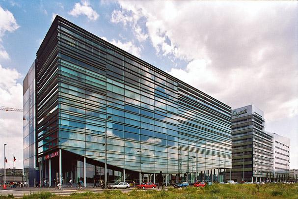 Ichthus Hogeschool / Ichthus University ( E.L.J.M. van Egeraat (EEA) )