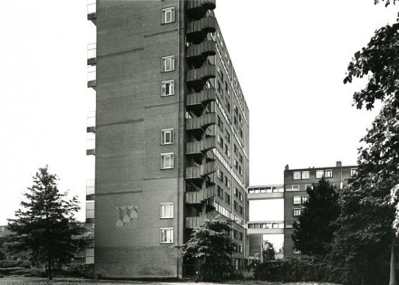 Woningbouw Flevowijk / Housing Flevowijk ( Van den Broek & Bakema )