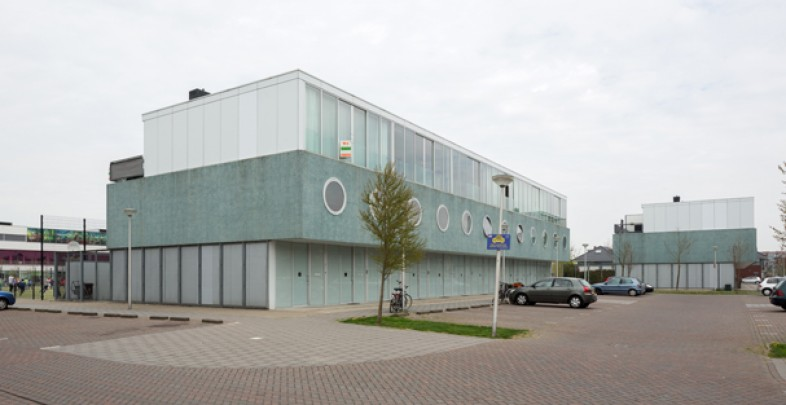Woningbouw Vleuterweide / Housing Vleuterweide ( VMX Architects )