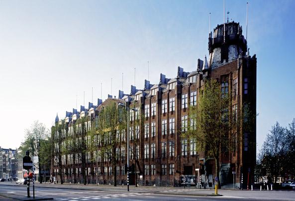 Scheepvaarthuis / Shipping Office Building ( J.M. van der Mey )
