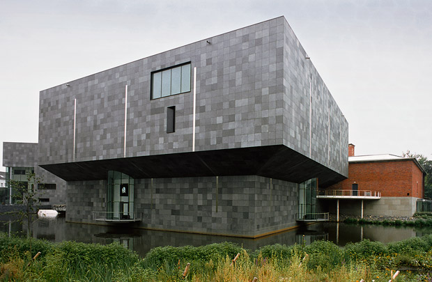 Van Abbemuseum (Uitbreiding) / Van Abbemuseum (Extension) ( A. Cahen )