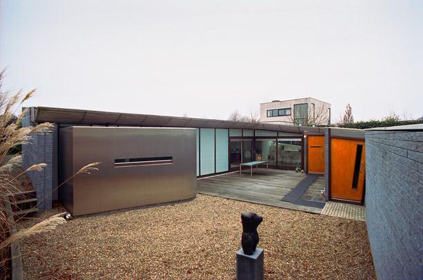 Woonhuis Wilbrink / Private House Wilbrink ( Van Berkel & Bos )