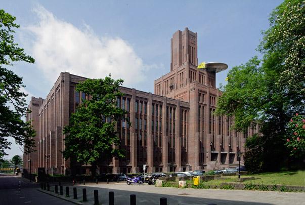 Derde Administratiegebouw NS / Railway Administration Building ( G.W. van Heukelom )