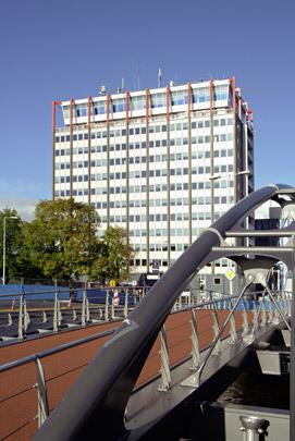 Havengebouw Amsterdam / Harbour Building Amsterdam ( W.M. Dudok, R.M.H. Magnée )