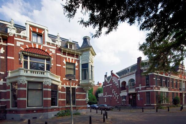 Woonhuizen Voorschoterlaan, Avenue Concordia / Private Houses Voorschoterlaan, Avenue Concordia ( Diverse architecten )