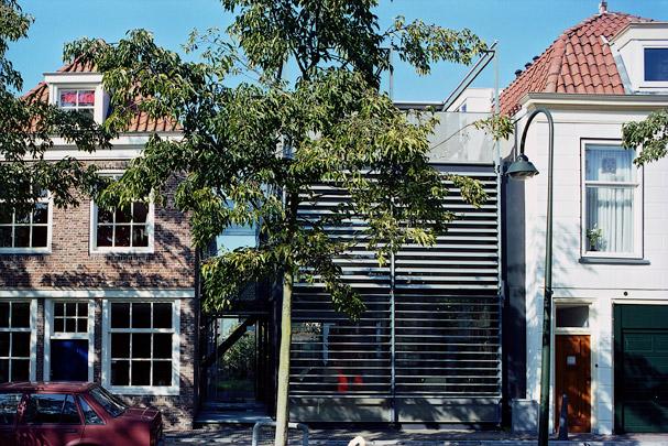 Atelierwoning Blokland / Studio House Blokland ( cepezed )