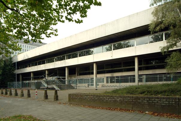 Kunstacademie Tilburg / Arts Academy Tilburg ( Maaskant, Van Dommelen, Kroos )