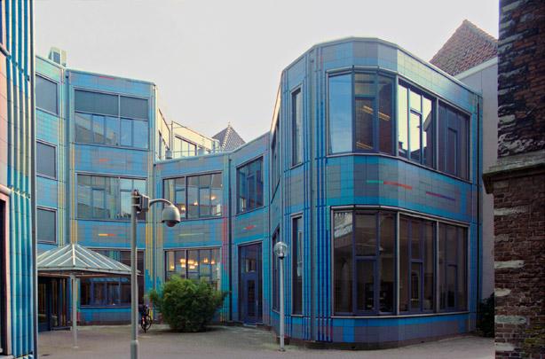 Uitbreiding Algemene Rekenkamer / Extension to Algemene Rekenkamer ( A.E. & H. van Eyck )