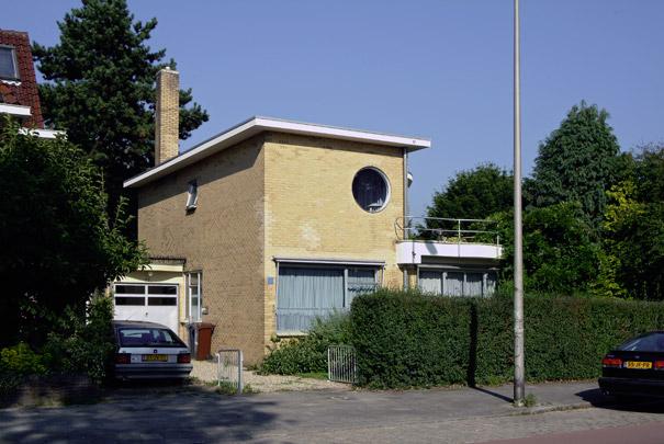 Eigen woonhuis Van Ravesteyn / Own House Van Ravesteyn ( S. van Ravesteyn )