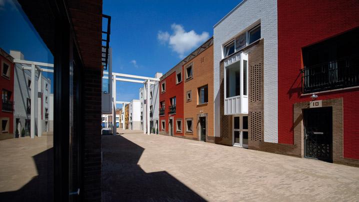 Woningbouw Le Medi / Housing Le Medi ( Geurst & Schulze )