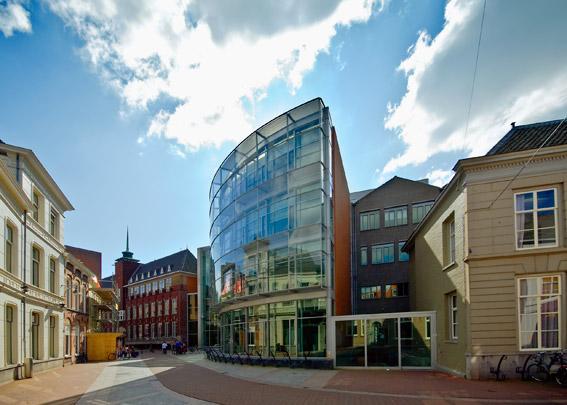 Stadskantoor en stadhuis Den Bosch / Municipal Office Den Bosch ( D.J. Postel (Kraaijvanger.Urbis) )