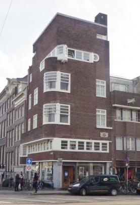 Apotheek Warmolts Amsterdam  / Pharmacy Warmolts Amsterdam  ( C. Kruijswijk )