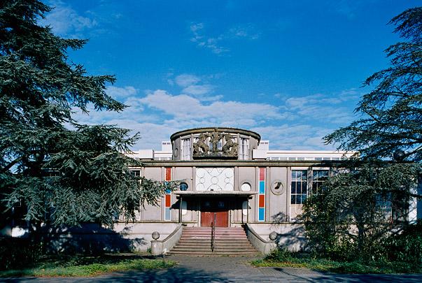 Kantoorgebouw De Holland van 1859 (Onderwijsmuseum) / Office Building De Holland van 1859 (Onderwijsmuseum) ( S. van Ravesteyn )