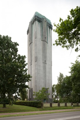 Watertoren Etten-Leur / Water Tower Etten-Leur ( H. Sangster )