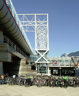 Station Amsterdam Sloterdijk / Station Amsterdam Sloterdijk ( H.C.H. Reijnders )
