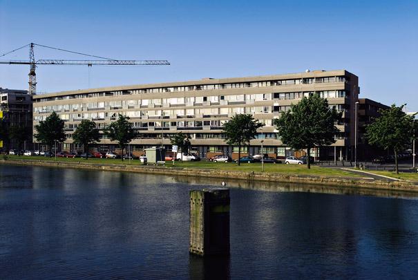 Woningbouw Spangensekade / Housing Spangensekade ( Mecanoo )