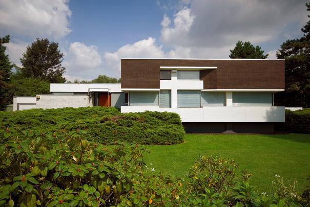 Woonhuis Teng / Private House Teng ( J. Hoogstad )