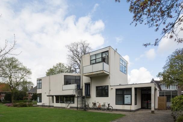 Muziekschool Zeist, woonhuis / School of Music Zeist, Private House ( G.Th. Rietveld )