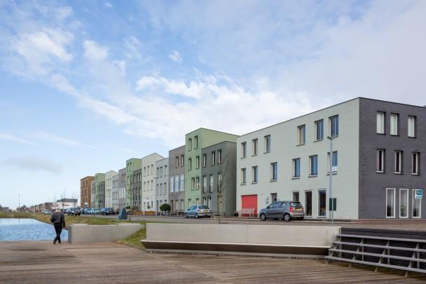 Woningbouw Waterwijk / Housing Waterwijk ( Kingma Roorda )