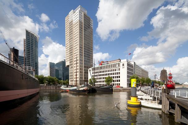 Woongebouw De Coopvaert / Housing Block De Coopvaert ( Dam & Partners )