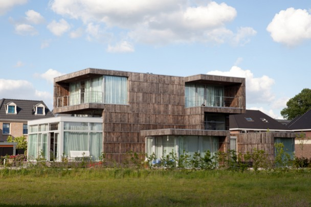 Woonhuis Welpeloo / Private House Welpeloo ( 2012 Architecten )