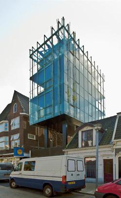 Woon-werkhuis Groningen / Live-Work House Groningen ( DAAD Architecten )