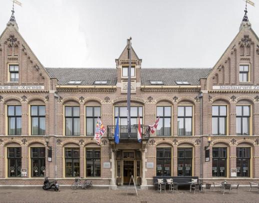 Postkantoor Alkmaar / Post office Alkmaar ( C.H. Peters (Rijksgebouwendienst) )