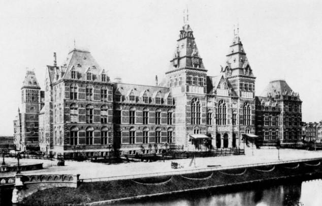 Rijksmuseum / Rijksmuseum ( P.J.H. Cuypers )