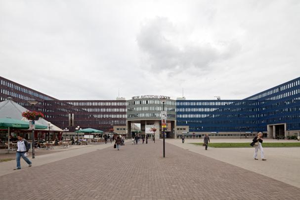 Kantorencomplex Nieuw-Amsterdam / Office Complex Nieuw-Amsterdam ( P.B. de Bruijn )
