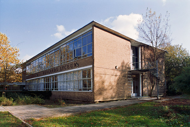 Rijnlands Lyceum / School ( J.P. Kloos )