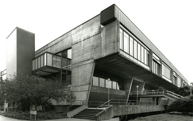 Auditorium TU Eindhoven / Auditorium Building TU Eindhoven ( OD 205 )