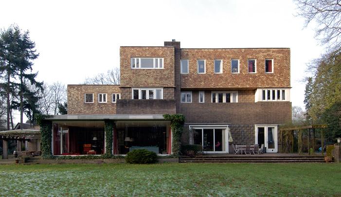 Woonhuis De Wachter / Private House De Wachter ( H.Th. Wijdeveld )