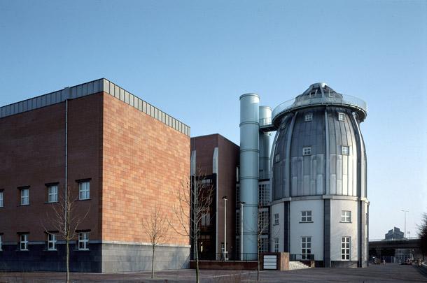Bonnefantenmuseum / Bonnefantenmuseum ( A. Rossi (Studio di Architettura) )