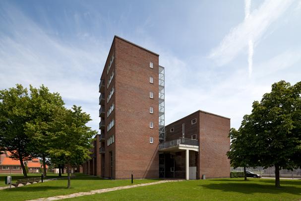 Studentenhuisvesting University College Utrecht (Dormitory) / Student Accomodation University College Utrecht (Dormitory) ( Sluijmer en Van Leeuwen )