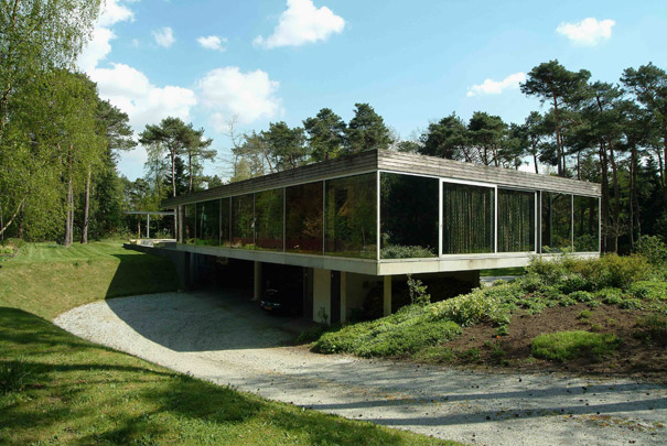 Woonhuis Geerlings / Private House Geerlings ( OMA )