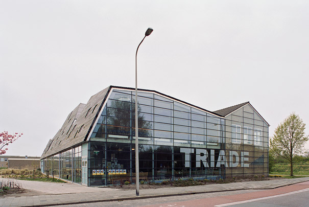 Centrum voor kunsteducatie Triade / Centre for Art Education Triade ( D.E. van Gameren, B. Mastenbroek (de Architectengroep) )