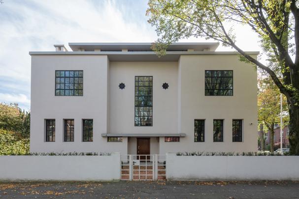 Woonhuis Verbeeten / Private House Verbeeten ( O. Triebel )