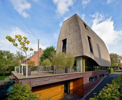 Woonhuis Aerdenhout / Private House Aerdenhout ( Joustra Reid Architecten )