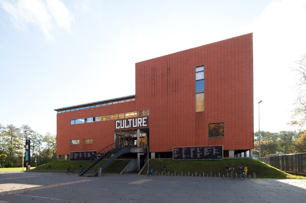 Cultureel centrum TU Delft / Cultural centre TU Delft ( V.D. Yanovshtchinsky (HOLY-architecten) )