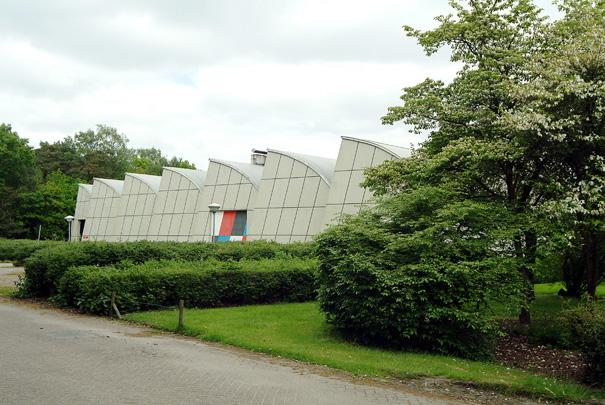 Weverij De Ploeg / Weaving Mill De Ploeg ( G.Th. Rietveld )
