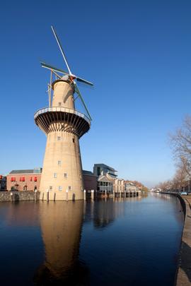Molen De Nolet / Windmill De Nolet ( Van Mourik Vermeulen )