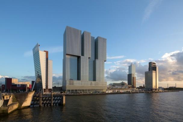 Gebouw De Rotterdam / Gebouw De Rotterdam ( OMA )