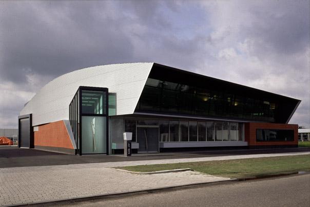 Kantoorgebouw Karbouw / Office Building Karbouw ( Van Berkel & Bos )