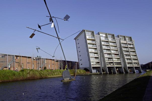 Woningbouw Zuiderpolder / Housing Zuiderpolder ( Diverse architecten )
