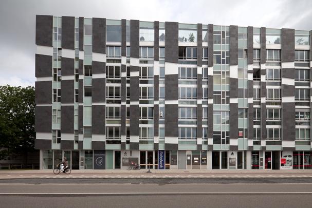 Woningbouw Gelderlandplein / Housing Gelderlandplein ( E.L.J.M. van Egeraat (EEA) )